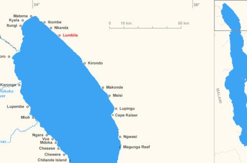 Localisation de Lumbila
