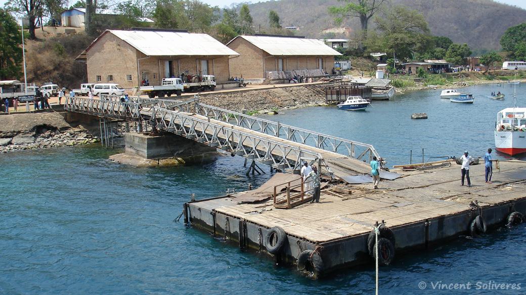 Port de Nkhata Bay